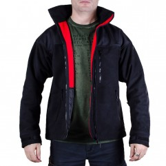 Куртка флисовая мембранная Штурм