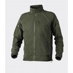 Флисовая кофта Helikon-Tex Alpha Tactical Grid Fleece Jacket