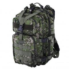 Тактический однодневный рюкзак Kiwidition Kahu в расцветке Цифровой камуфляж