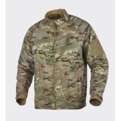 Тактическая куртка для холодной погоды  Helikon-Tex Wolfhound Camogrom с утеплителем Climashield® Apex