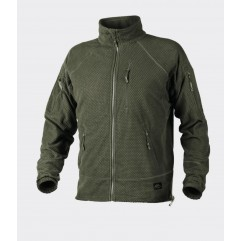 Кофта Helikon-Tex Alpha Tactical Grid Fleece Jacket