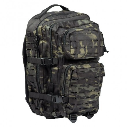 Mil-Tec Assault Pack Large Multitarn / Multicam