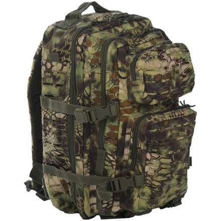 Mil-Tec Assault Pack Large Mandra / Kryptek
