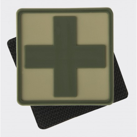Патч Medic Cross Patch