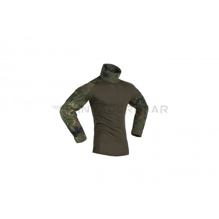Боевая рубаха Invader Gear Combat Shirt Flecktarn