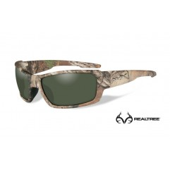 Очки Wiley X Polarized Green Realtree Xtra Camo