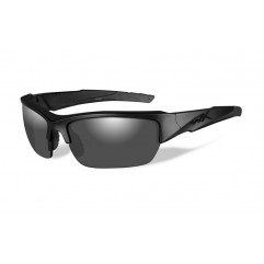 Очки Wiley X Valor Polarized Smoke Grey Black Ops