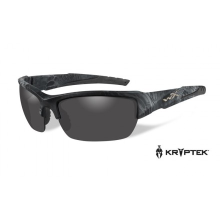Очки Wiley X Valor Polarized Smoke Grey Kryptek Typhon