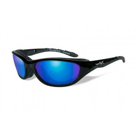 Очки Wiley X AIRRAGE Polarized Blue Mirror