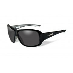 Wiley X Abby Polarized Smoke Grey