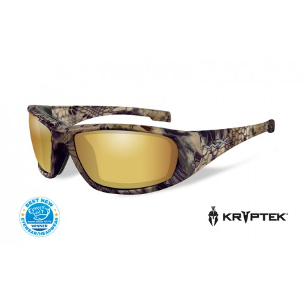 Wiley X Boss Polarized - Kryptek Highlander