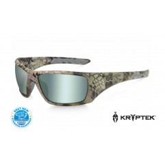 Очки Wiley X Nash Polarized Platinum Flash Smoke Green Kryptek Altitude