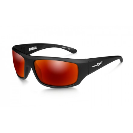 Wiley X Omega Polarized Crimson Mirror