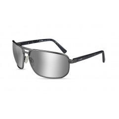 Wiley X Hayden Polarized Grey Silver