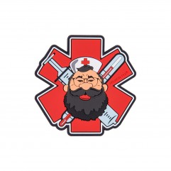 "Патч ""Beardman MEDIC"" Patch"