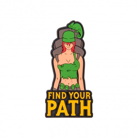 "Патч Helikon-Tex ""Find Your Path"" Patch"
