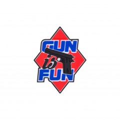 "Патч ""Gun is Fun"" Patch"