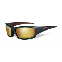 Очки Wiley X Tide Polarized Amber Gold Mirror