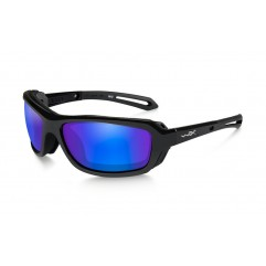 Wiley X Wave Polarized - Blue Mirror