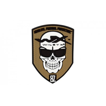 """Патч Wiley X """"Skull"""" patch"""