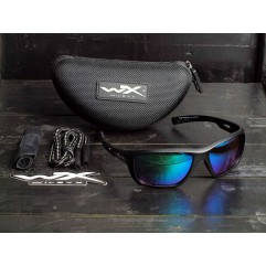 Wiley X Aspect Polarized Emerald Mirror ACASP07