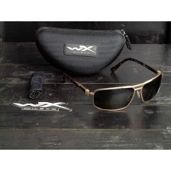 Очки Wiley X Hayden Polarized Smoke Green